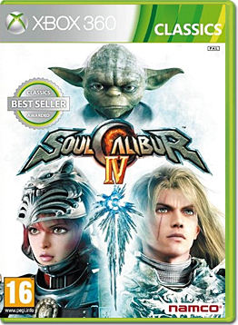 Soul Calibur 4 -E-