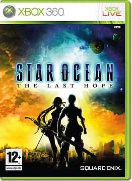 Star Ocean: The Last Hope -E-