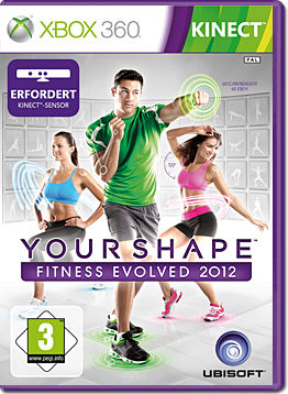 Your Shape: Fitness Evolved 2012 (Kinect)
