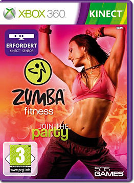 Zumba Fitness 1: Join the Party (Kinect)
