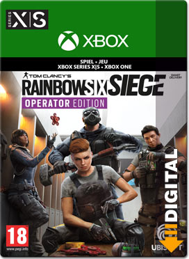 Rainbow Six: Siege - Operator Edition