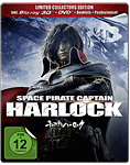 Space Pirate Captain Harlock - Collector's Edition Blu-ray 3D