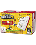 Nintendo 2DS New Super Mario Bros. 2 Bundle -White/Red- (Nintendo 3DS)