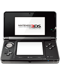 Nintendo 3DS -Cosmos Black-