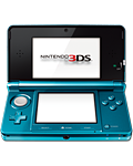 Nintendo 3DS -Aqua Blue-