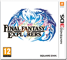 Final Fantasy Explorers -E-