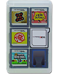 Game Card Case 24 -weiss- (Hori)