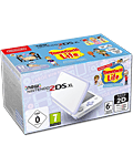New Nintendo 2DS XL -White Lavender inkl. Tomodachi Life-