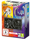 New Nintendo 3DS XL -Solgaleo and Lunala Limited Edition- (ohne Netzteil)