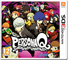 Persona Q: Shadow of the Labyrinth -E-