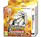 Pokémon Sonne - Steelbook Edition
