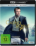 James Bond 007: Casino Royale Blu-ray UHD (2 Discs)