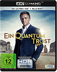 James Bond 007: Ein Quantum Trost Blu-ray UHD (2 Discs)