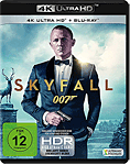 James Bond 007: Skyfall Blu-ray UHD (2 Discs)