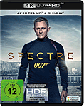 James Bond 007: Spectre Blu-ray UHD (2 Discs)