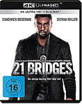 21 Bridges Blu-ray UHD (2 Discs)