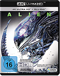 Alien 1 - 40th Anniversary Blu-ray UHD (2 Discs)