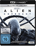 Alien: Covenant Blu-ray UHD (2 Discs) (4K Ultra HD Filme)