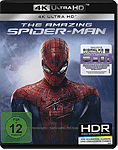 The Amazing Spider-Man Blu-ray UHD