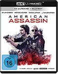 American Assassin Blu-ray UHD (2 Discs)