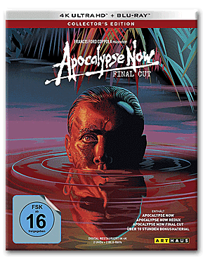 Apocalypse Now - Final Cut - Collector's Edition Blu-ray UHD (4 Discs)