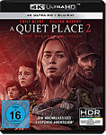 A Quiet Place 2 Blu-ray UHD (2 Discs)