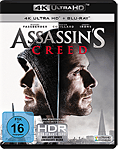 Assassin's Creed Blu-ray UHD (2 Discs) (4K Ultra HD Filme)