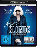 Atomic Blonde Blu-ray UHD (2 Discs)