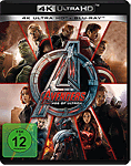 Avengers: Age of Ultron Blu-ray UHD (2 Discs)