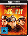 Backdraft Blu-ray UHD (2 Discs)
