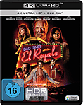 Bad Times at the El Royale Blu-ray UHD (2 Discs)