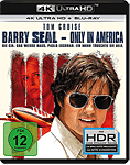Barry Seal: Only in America Blu-ray UHD (2 Discs)