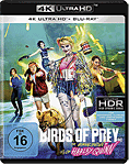Birds of Prey: The Emancipation of Harley Quinn Blu-ray UHD (2 Discs)