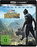 Black Panther Blu-ray UHD (2 Discs)