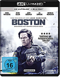 Boston Blu-ray UHD (2 Discs)