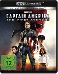 Captain America: The First Avenger Blu-ray UHD (2 Discs)