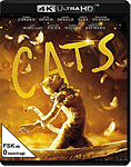 Cats (2019) Blu-ray UHD (2 Discs)