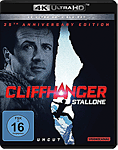 Cliffhanger - 25th Anniversary Edition Blu-ray UHD (2 Discs)