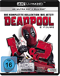 Deadpool 1+2 Blu-ray UHD (5 Discs)