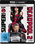 Deadpool 2 - Super Duper Cut Blu-ray UHD (2 Discs)