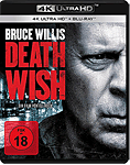 Death Wish Blu-ray UHD (2 Discs)