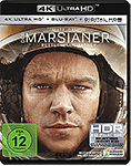 Der Marsianer: Rettet Mark Watney Blu-ray UHD (2 Discs) (4K Ultra HD Filme)
