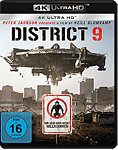 District 9 Blu-ray UHD