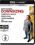 Downsizing Blu-ray UHD (2 Discs)