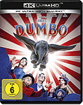 Dumbo (Live Action) Blu-ray UHD (2 Discs)