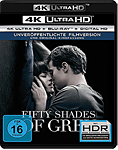 Fifty Shades of Grey 1: Geheimes Verlangen Blu-ray UHD (2 Discs)