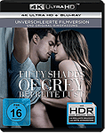 Fifty Shades of Grey 3: Befreite Lust Blu-ray UHD (2 Discs)