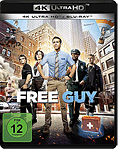 Free Guy Blu-ray UHD (2 Discs)