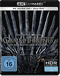 Game of Thrones: Staffel 8 Blu-ray UHD (6 Discs)