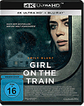 Girl on the Train Blu-ray UHD (2 Discs) (4K Ultra HD Filme)